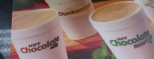 Dunkin' is one of Locais curtidos por ErrolJay.