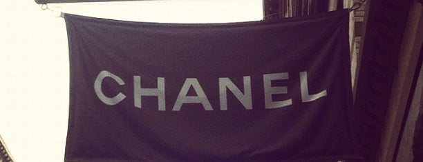CHANEL is one of Favorite places.