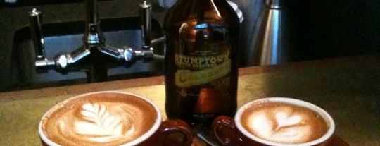 Stumptown Coffee Roasters is one of Favorite Cafés.