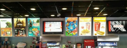 Cinemark is one of Cines de la Argentina.