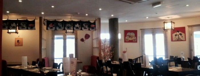 Ichiban is one of Favourite places to eat in Cardiff.
