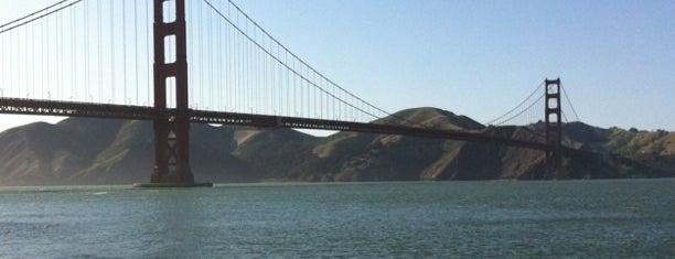 Crissy Field is one of San Francisco, CA Spots.