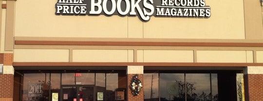 Half Price Books is one of Houston.