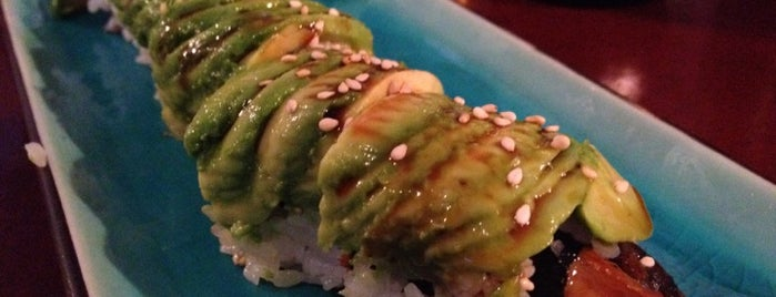 Sakana Sushi & Grill is one of San Francisco.