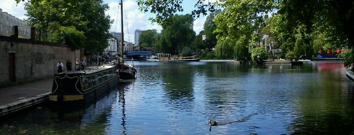 Little Venice is one of Places to Visit in London.