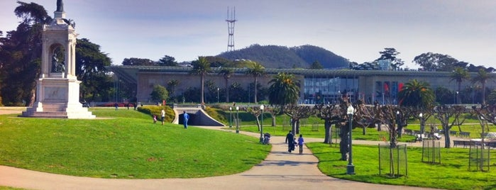 California Academy of Sciences is one of SF.