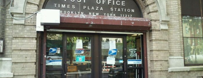 US Post Office is one of Orte, die Magdalena gefallen.