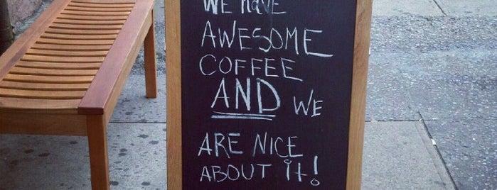 Everyman Espresso is one of Hott Coffee.