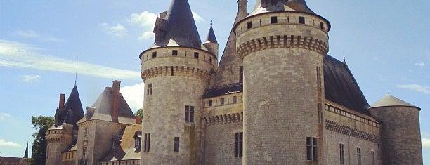 Château de Sully-sur-Loire is one of Tous au restaurant 2012 - du 17 au 23/09.