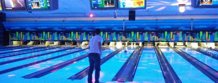 Brunswick Zone is one of Hawthorne area.