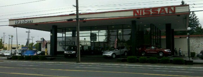 Nissan of Portland is one of Gehlenさんのお気に入りスポット.