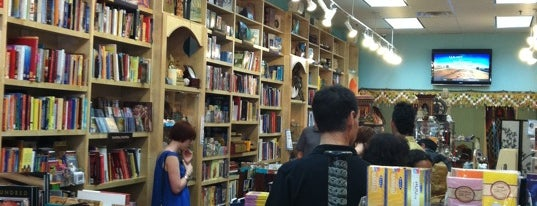 Namaste Bookshop is one of NYC Shopping.