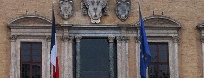 Ambassade de France - Palazzo Farnese is one of ROME - ITALY.