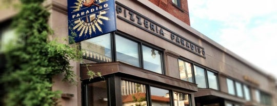 Pizzeria Paradiso is one of Hello DC.
