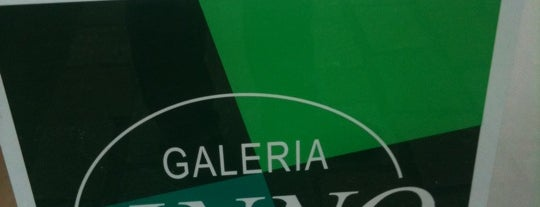 Galeria Inno is one of สถานที่ที่ Gordon ถูกใจ.
