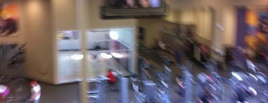 LA Fitness is one of Orte, die Ryan gefallen.