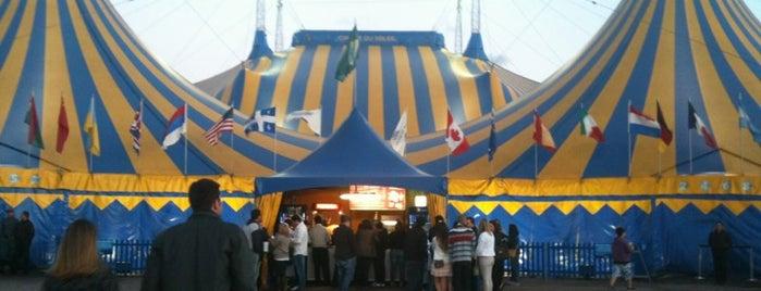 Cirque du Soleil (Varekai) 2011 is one of Lazer.