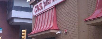 CVS pharmacy is one of Locais curtidos por Brian.