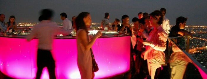Sky Bar is one of Thailandia.
