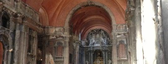 Igreja de São Domingos is one of 101 coisas para fazer em Lisboa antes de morrer.