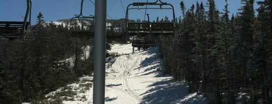 Timberline lift is one of Lugares favoritos de Kirk.