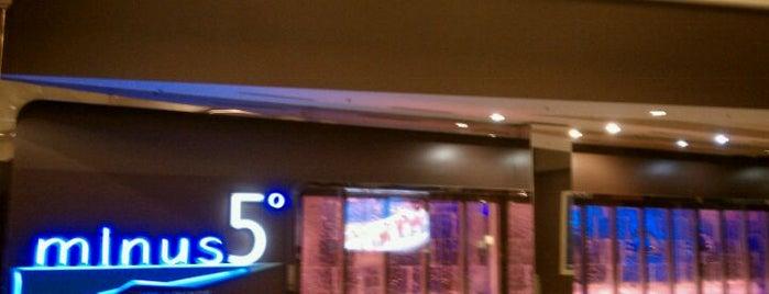 Minus5° Ice Lounge is one of Las Vegas.