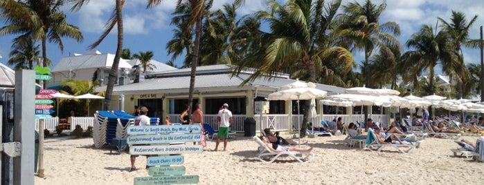 Southernmost Beach Cafe is one of keys.