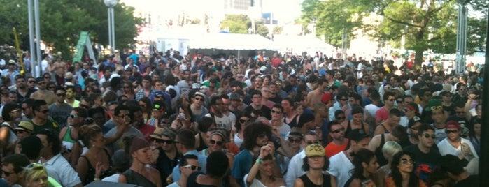 Movement Electronic Music Festival is one of Tempat yang Disimpan Ken.