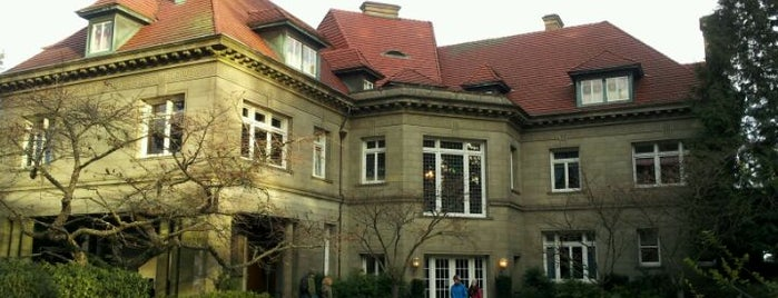 Pittock Mansion is one of My favs.