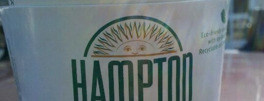 Hampton Coffee Company is one of Montauk.