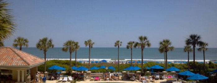 Marriott's OceanWatch Villas at Grande Dunes is one of E : понравившиеся места.