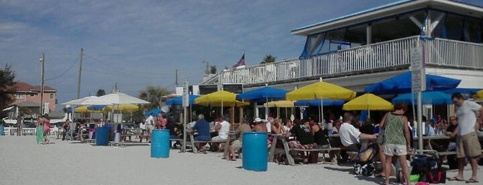 Caddy's On The Beach is one of Guide to St Petersburg's best spots.