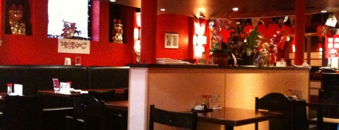 Ichiban-Ya Japanese Restaurant is one of Lieux sauvegardés par Joshua.