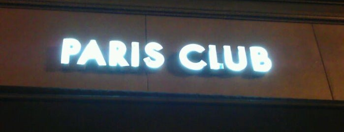 Paris Club Bistro & Bar is one of Chicago.