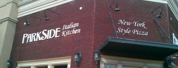 Parkside Italian Kitchen is one of Italian Restaurants.