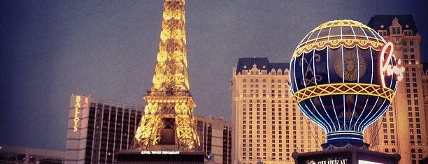 Paris Hotel & Casino is one of Vegas.
