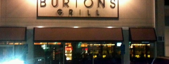 Burtons Grill is one of eva's Liked Places.