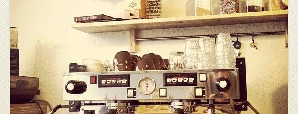 Kaffee-ine is one of Slow/Filter coffee bars.