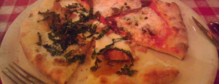 Amorina Cucina Rustica is one of New York City's Best Pizza.