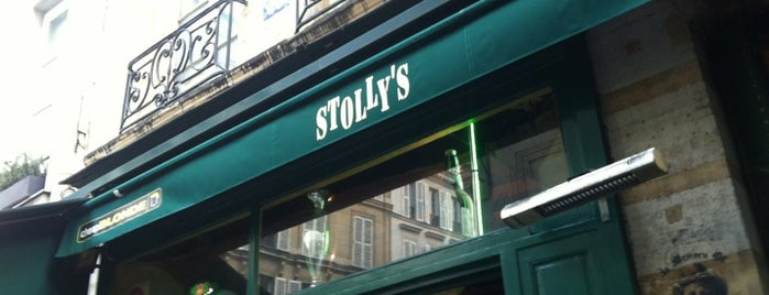 Stolly's is one of Paris da Clau.