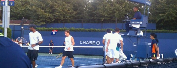 Court 8 - USTA Billie Jean King National Tennis Center is one of Must-visit Stadiums in Flushing.