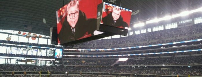 AT&T Stadium is one of Great Sport Locations Across United States.