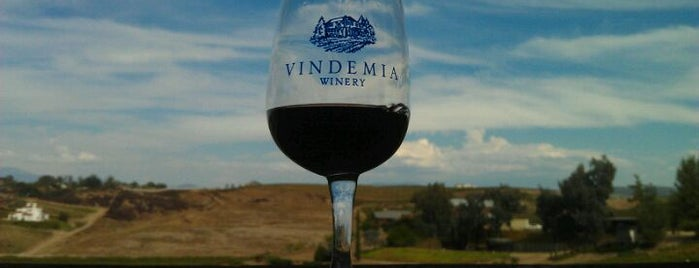 Vindemia Vineyard is one of Todd 님이 좋아한 장소.