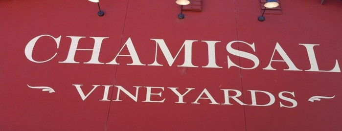 Chamisal Vineyards is one of SLO Wine Country.