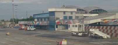 """Aeroporto di Rimini Miramare """"Federico Fellini"""" (RMI) is one of Aeroporti Italiani - Italian Airports."""