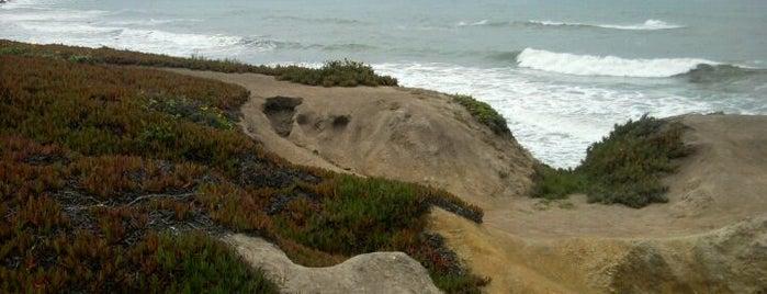Pescadero State Beach is one of Ian's San Francisco Treat.