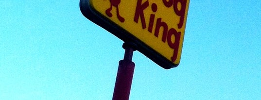 The Hot Dog King is one of Hot Dogs 2.