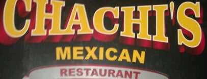 Chachi's Mexican Restaurant is one of Houston.