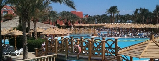 Tui Magic Life Sharm el Sheikh is one of Locais curtidos por Julia.