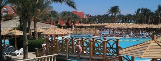 Tui Magic Life Sharm el Sheikh is one of สถานที่ที่ Julia ถูกใจ.